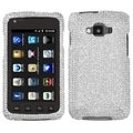BasAcc Silver Diamante Protector Case for Samsung� I847 Rugby Smart