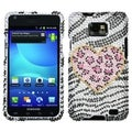 BasAcc Playful Leopard Diamante Case for Samsung� I777 Galaxy S II