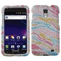 BasAcc Zebra Diamante Case for Samsung� I727 Galaxy S2 Skyrocket