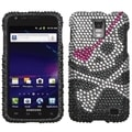 BasAcc Skull Diamante Case for Samsung� I727 Galaxy S2 Skyrocket