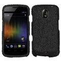 BasAcc Black Diamante Protector Case for Samsung� I515 Galaxy Nexus