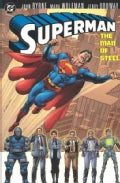 Superman 2: The Man of Steel (Paperback)