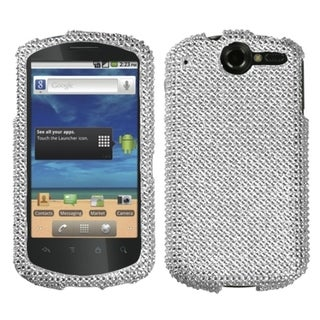 BasAcc Silver Diamante Case for Huawei U8800 Impulse 4G