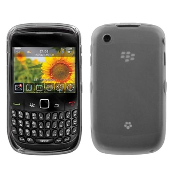 INSTEN Phone Case Cover for Blackberry 8520/ 8530/ 9300/ 9330