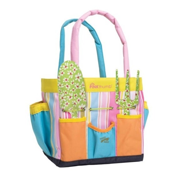 Garden Party Tote Set