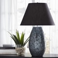 'Mosaic II' Midnight Table Lamp