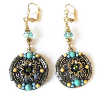 'Tatem' Dangle Earrings
