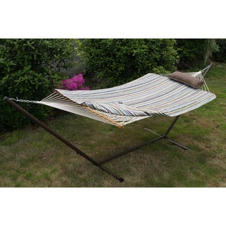 Phat Tommy Hammock and Stand Set with Pad and Pillow