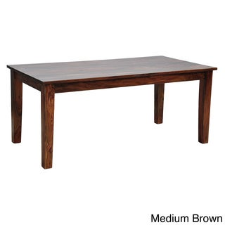 'Alicia' 72-inch Sheesham Wood Dining Table