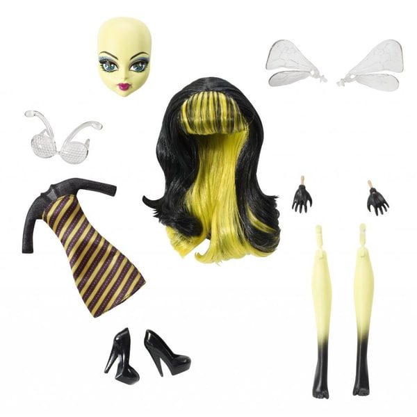 Monster High Create-A-Monster Add-On-Insect