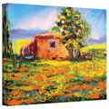 Susi Franco 'Prarie Palace' Gallery-Wrapped Canvas