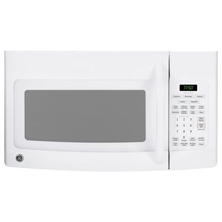GE Spacemaker 1.7 Cubic Foot Over-the-Range White Microwave Oven