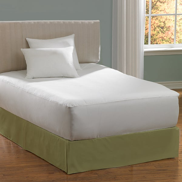 Aller-Ease Cotton Top Mattress Encasement/ Protector