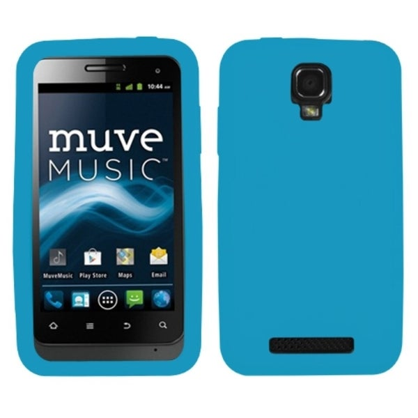 INSTEN Tropical Teal Phone Case Cover for ZTE V8000 Engage