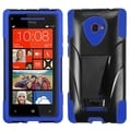 BasAcc Blue Inverse Advanced Armor Stand Case for HTC Windows Phone 8X