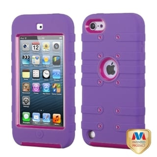 BasAcc TUFF Enuff Hybrid Case for Apple iPod Touch Generation 5