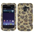 BasAcc Leopard/ Camel Diamante Case for ZTE N9120 Avid 4G
