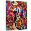 Marina Petro 'Angel and Dragon' Gallery-Wrapped Canvas