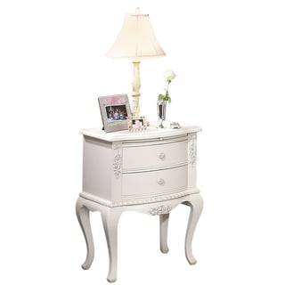 Cheryl 2-drawer Nightstand