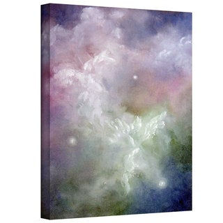 Marina Petro 'Dancing Angels' Gallery-Wrapped Canvas