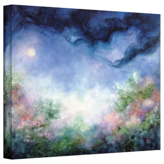 Marina Petro 'Angel Moon Garden' Gallery-Wrapped Canvas