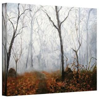 Marina Petro 'Autumn Mist' Gallery-Wrapped Canvas