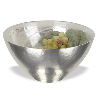 Glimmer White 12-inch Serving/ Centerpiece Bowl