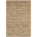 Safavieh Hand-knotted Bohemian Beige Wool Rug (2'6 x 4')