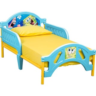 Nickelodeon Spongebob Toddler Bed
