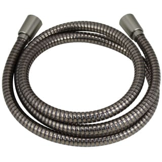 American Standard Satin Nickel 60-inch Hand Shower Hose