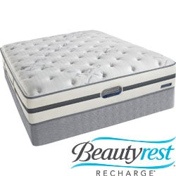 Beautyrest Recharge 'Lilah' Luxury Firm King-size Mattress Set