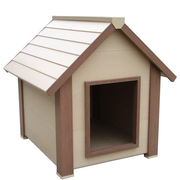 ecoFLEX Super Insulated Dog House