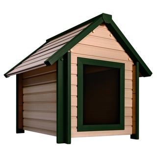 ecoFLEX Bunkhouse Style Dog House