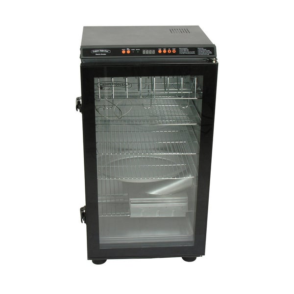 Cajun Injector Glass Door Electric Smoker (As Is Item)