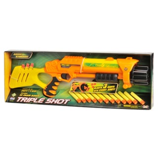 Total Air X-Stream Triple Shot 12-Dart Shooter