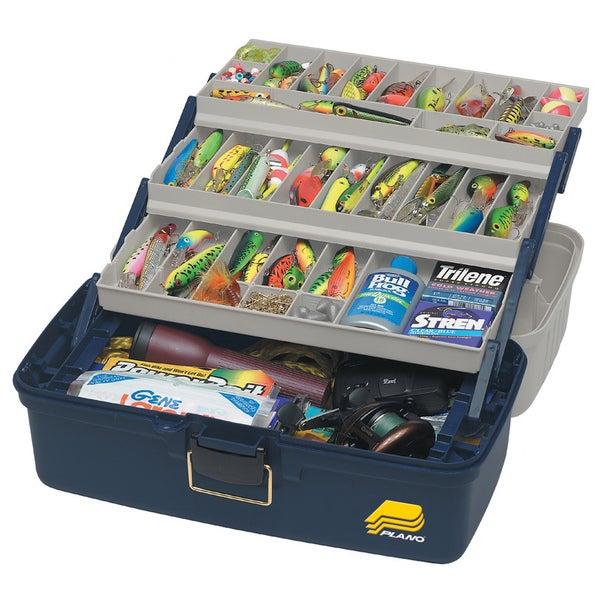 Plano Hard Systems 3-Tray Box