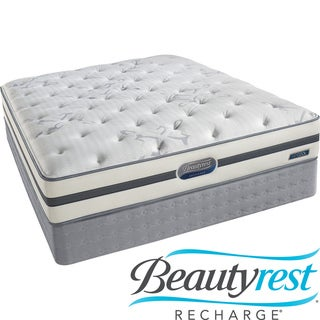 Beautyrest Recharge 'Maddyn' Luxury Firm King-size Mattress Set