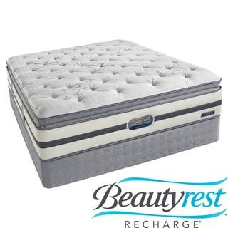 Beautyrest Recharge 'Maddyn' Plush Pillow Top King-size Mattress
