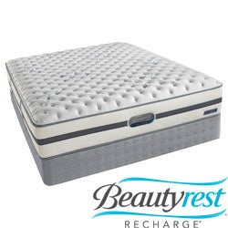 Beautyrest Recharge 'Lilah' Extra Firm Cal King-size Mattress Set