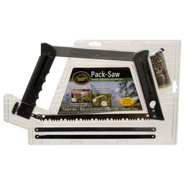 Outdoor Edge Pack Saw 3-blade