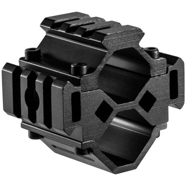 Barska Double Shotgun Barrel Mount Tri-Rail 3 Sections