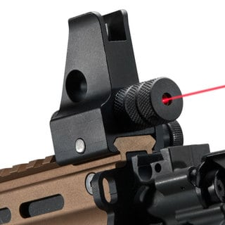 Barska Front Sight with Integrated Red Laser Sight
