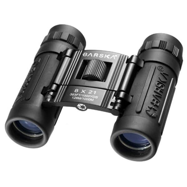 Barska 8x21 Lucid View Binoculars