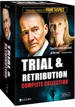 Trial And Retribution: Complete Collection (DVD)