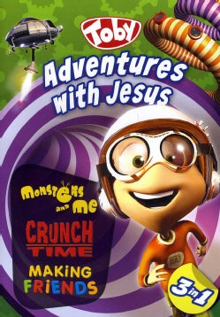 Toby: Adventures with Jesus (DVD)