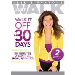 Leslie Sansone: Walk It Off In 30 Days (DVD)