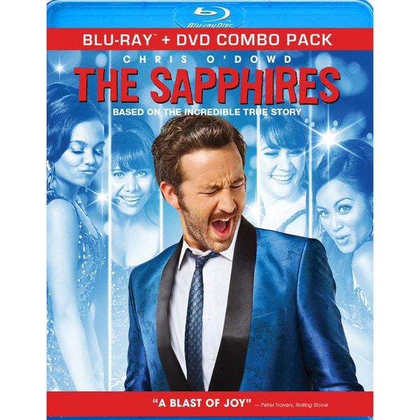 The Sapphires (Blu-ray Disc) 11227624