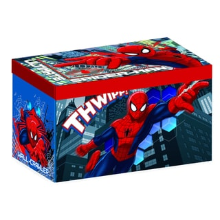 Marvel Spider-Man Fabric Toy Box