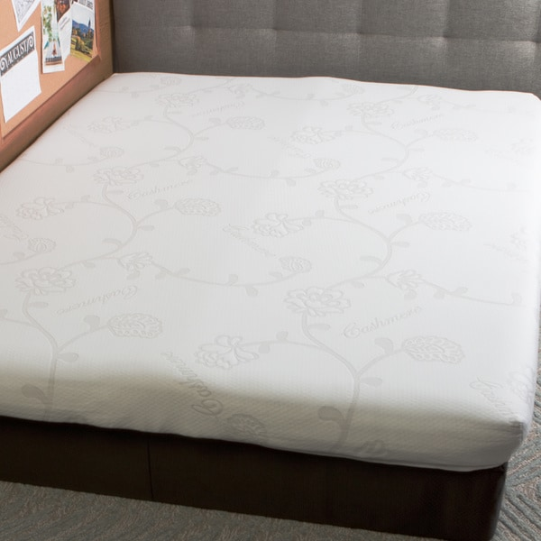 InnerSpace 4.5-inch Luxury RV Gel-infused Memory Foam Mattress