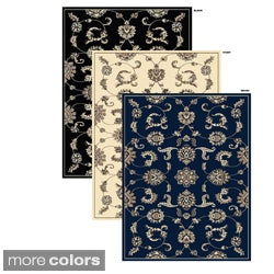 Admire Home Living Artisan Oriental Area Rug (7'9 x 11')